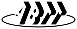 Black and white logo of the ABBT